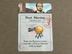 Museum: Paul Martins Promo Card