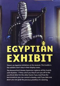 Museum Rush: Egyptian Exhibit