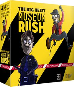 Museum Rush: The Big Heist