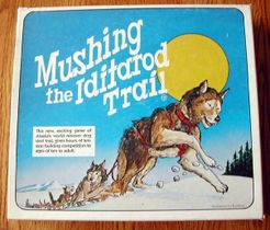 Mushing the Iditarod Trail