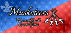 Musketeers: The Search for the Queen's Gems