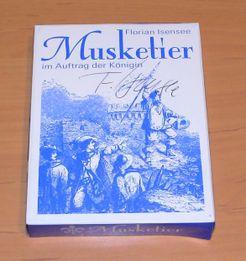 Musketier: Im Auftrag der Königin