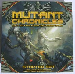 Mutant Chronicles Collectible Miniatures Game