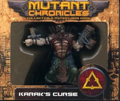 Mutant Chronicles Collectible Miniatures Game: Karak's Curse