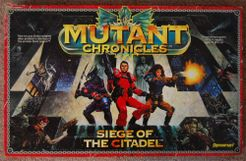 Mutant Chronicles: Siege of the Citadel