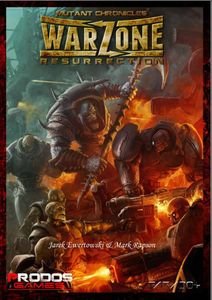 Mutant Chronicles Warzone Resurrection