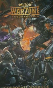 Mutant Chronicles Warzone Resurrection (Second Edition)