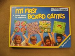 My First Board Games