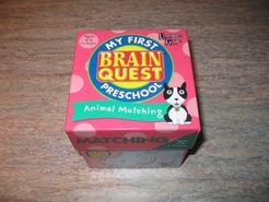 My First Brain Quest Preschool Animal Matching