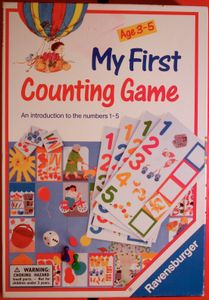 My First Counting Game