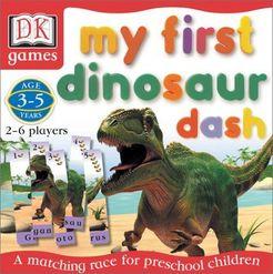 My First Dinosaur Dash