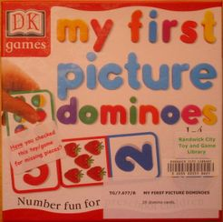 My First Picture Dominoes