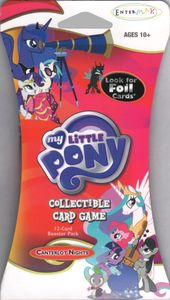 My Little Pony: Collectible Card Game – Canterlot Nights