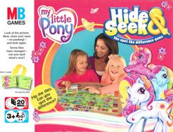 My Little Pony Hide & Seek