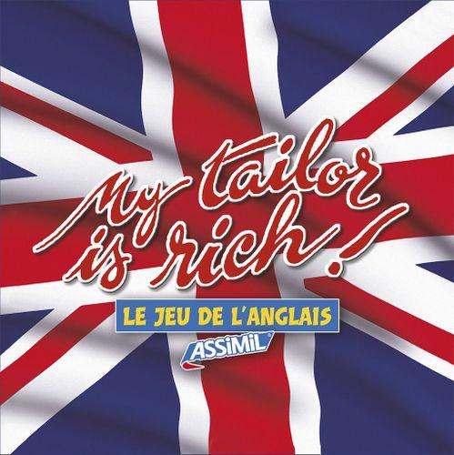 My Tailor is Rich!: Le jeu de l'anglais