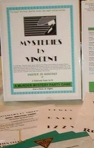 Mysteries by Vincent: Murder in Montana