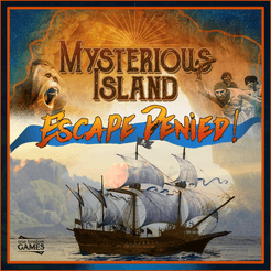 Mysterious Island: Escape Denied!