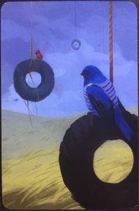 Mysterium: Blue Jay