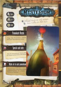 Mysterium: Brettspiel Adventskalender 2017 Promo
