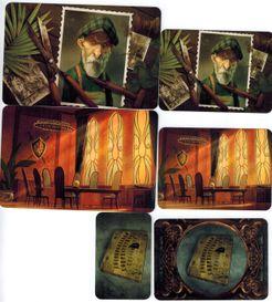 Mysterium: Promo Cards