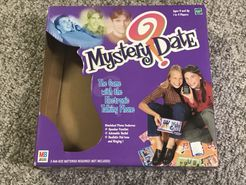 Mystery Date Electronic Board Game