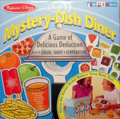 Mystery-Dish Diner