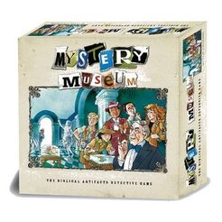 Mystery Museum: The Biblical Artifacts Detective Game