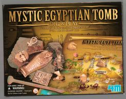 Mystic Egyptian Tomb