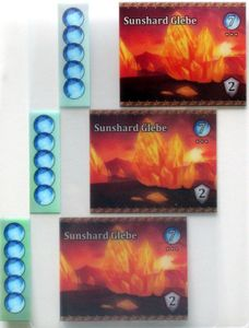 Mystic Vale: Sunshard Glebe