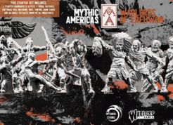 Mythic Americas: Aztec & Tribal Nations Starter Set
