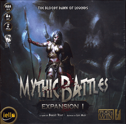 Mythic Battles: Expansion 1 – The Bloody Dawn of Legends