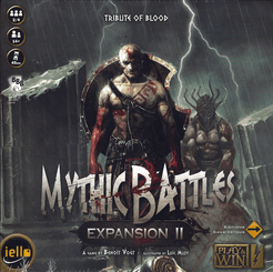 Mythic Battles: Expansion II – Tribute of Blood