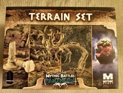 Mythic Battles: Pantheon – 3D Terrain Set