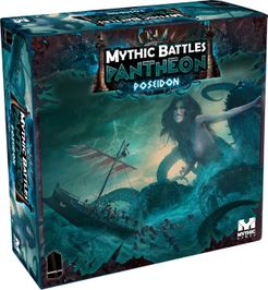 Mythic Battles: Pantheon – Poseidon Expansion