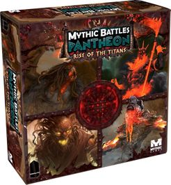 Mythic Battles: Pantheon – Rise of the Titans