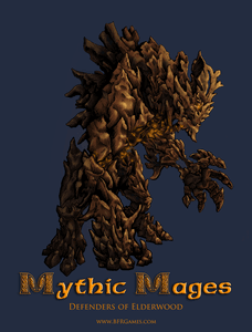Mythic Mages: Defenders of Elderwood