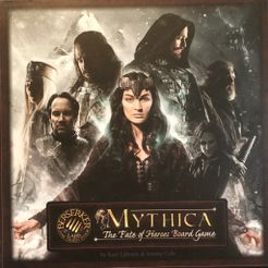 Mythica: Fate of Heroes