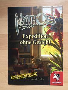 Mythos Tales: Expedition ohne Gesicht