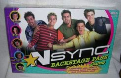 N Sync Backstage Pass Game