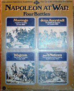 Napoleon at War: Four Battles