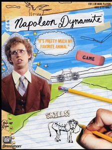 Napoleon Dynamite: It's Pretty Much My Favorite Animal Game