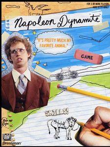 Napoleon Dynamite: It's Pretty Much My Favorite Animal Game