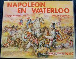 Napoleon en Waterloo