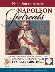 Napoleon Retreats: Campaign in France, Part II