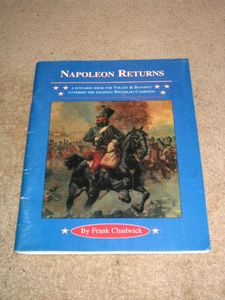 Napoleon Returns: Waterloo Campaign Expansion for Volley & Bayonet