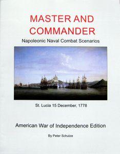 Napoleonic Naval Combat Scenarios: American War of Independence Edition