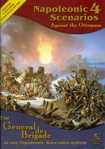 Napoleonic Scenarios Volume 4: Against the Ottomans