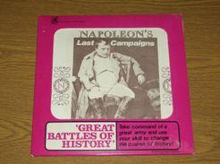 Napoleon's Last Campaigns