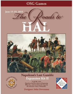 Napoleon's Last Gamble: Expansion Kit II – The Roads to Hal