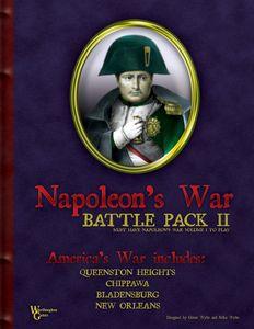 Napoleon's War: Battle Pack II – America's War